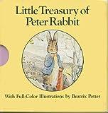 Little Treasury of Peter Rabbit: 6 Volume Boxed Set