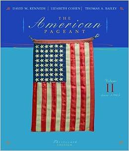 The american spirit volume 1