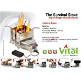 VitalGrill Survival Stove