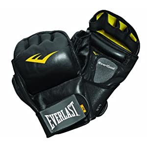 leather heavy bag gloves