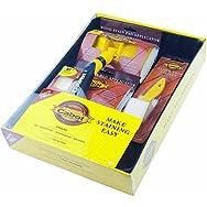 Valspar 140.0000060.000 Cabot Wood Stain Applicator Kit-WOOD STAINING KIT