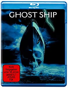 BD * Ghost Ship [Blu-ray] [Import allemand]