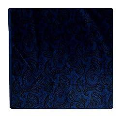 Raymond Men's Linen Kurta Fabric (Blue)