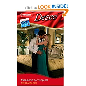 Matrimonio Por Venganza: (Marriage for Revenge) (Harlequin Desco (Spanish)) (Spanish Edition) Nicola Marsh