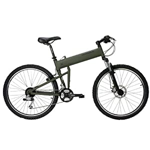 Montague Paratrooper Folding Mnt Bike
