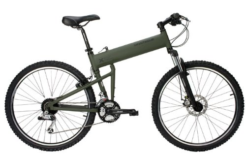 2011 Montague Paratrooper Mountain Bike - 18