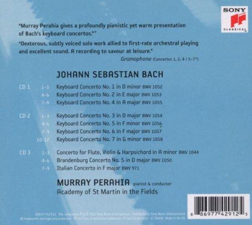 Bach/ Conciertos piano/ Murray Perahia 51l9rXO5IIL