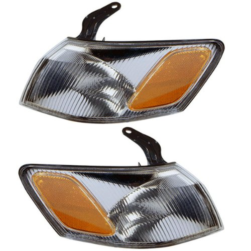 Toyota Camry Replacement Corner Light Assembly 1-Pair