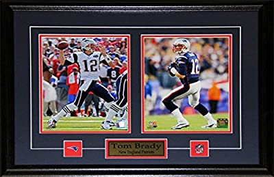 Tom Brady New England Patriots 2 Photo frame