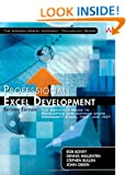 Professional Excel Development: The Definitive Guide to Developing Applications Using Microsoft Excel, VBA, and .NET: The Definitive Guide to ... and VBA (Addison-Wesley Microsoft Technology)