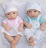 Reborn Baby Doll Twins 12