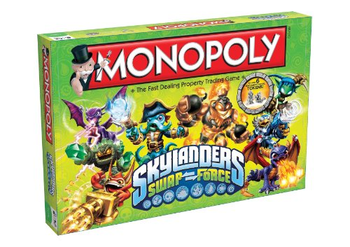 Monopoly Skylanders Swap Force (Dispatched from UK)