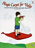 Magic Carpet For Violin (Book & CD) (0739046217) by Joanne Martin