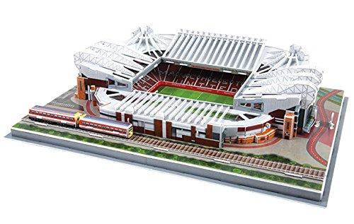 giochi-preziosi-70002111-3d-stadion-puzzle-old-trafford-manchester