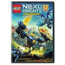 Lego Nexo Knights:Season 3