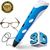 Manve Intelligent 3D Printing Pen, 3D Drawing Model Making Doodle Arts &...
