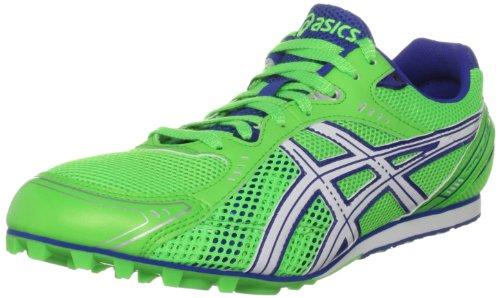 Increíble Rebaño Apto  ASICS HYPER LD ES Spiked Running Shoes (Adult Size's) - 11 - Green (*_*)  Discount - tuan6402