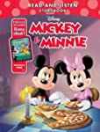 Mickey & Minnie Read-and-Listen Story...