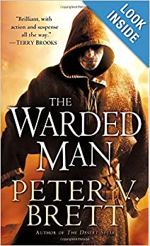 The Warded Man [Demon Cycle 1] (2010) Unabridged 32k mp3 - Peter V. Brett