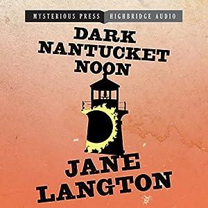 Dark Nantucket Noon Audiobook