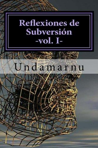REFLEXIONES DE SUBVERSIÓN: 1 (Libro 1)