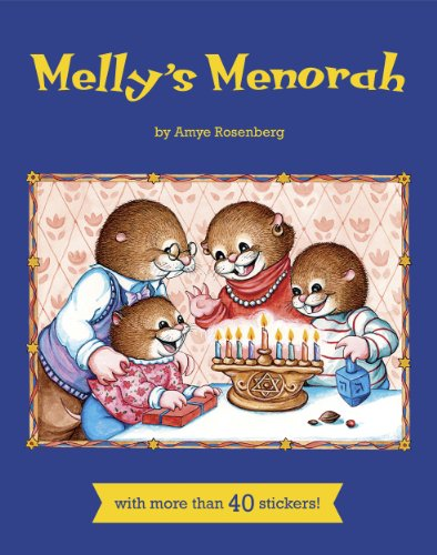 Melly's Menorah, by Amye Rosenberg