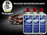 SOMMER SET 3 Flaschen Car Balsam je 0.5 L