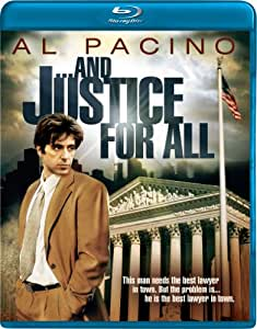 And Justice for All [Blu-ray] [Import]