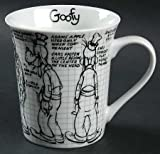 Disney Goofy Sketch Book 11oz. Ceramic Mug
