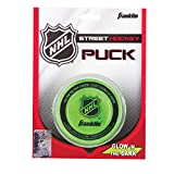 Franklin Sports NHL Street Hockey Glow in The Dark Puck