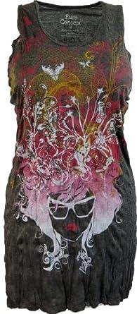 Longue chemise pur Fantasia anthracite / Sure - shirts/ CŽest une variante de produit. Image et couleur peut être différente de la principale Variante de produit :