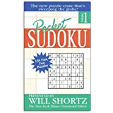 Pocket Sudoku Vol. 1 by Will Shortz Trade Show Giveaway