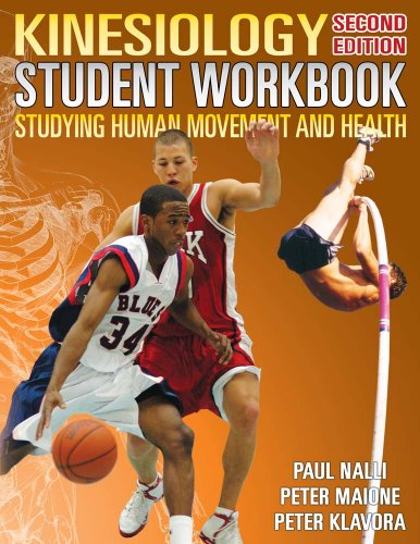 Kinesiology Student Workbook (2nd edition)