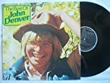JOHN DENVER The Best of John Denver vinyl LP