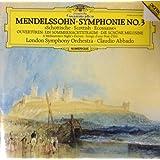 Mendelssohn: Symphonie No.3 - Schottische / Scottish / Écossaise