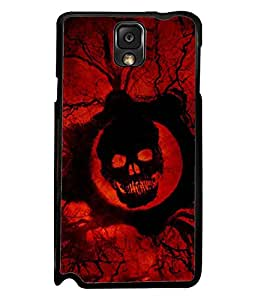PRINTSWAG SKULL Designer Back Cover Case for SAMSAUNG GALAXY NOTE 3
