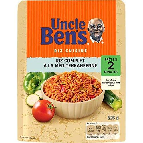 uncle-bens-riz-complet-mediterraneen-pochon-2min-250g-prix-unitaire-envoi-rapide-et-soignee