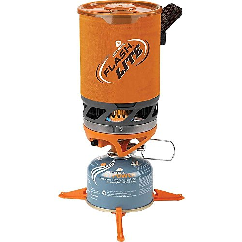 Jetboil Flashlite Personal Cooking System - Orange (Jetboil Stove System compare prices)