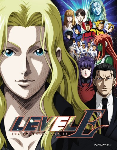 Level E: Complete Series [Blu-ray] [Import]