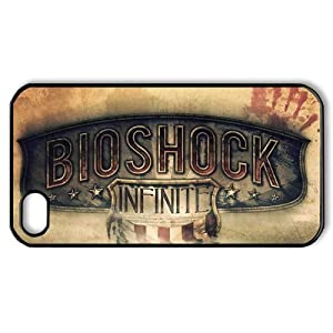 Best Choice BioShock Infinite Printed Hard Plastic Back Case for iphone 4 4S 4g -06