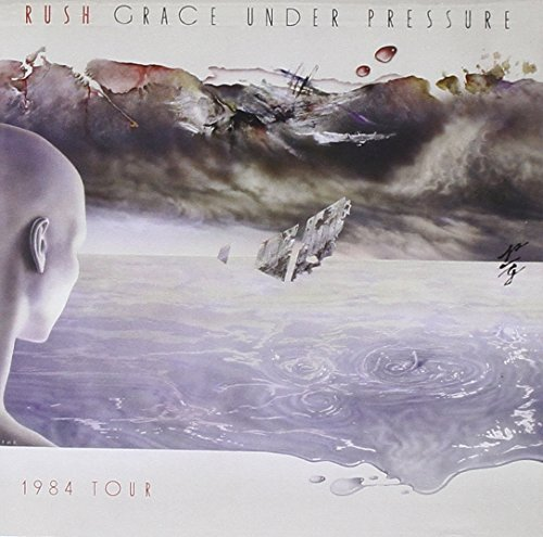 Grace Under Pressure Tour Live by Rush (2009-08-11) (Grace Under Pressure Tour compare prices)