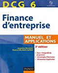 DCG 6 - Finance d'entreprise - 5e �di...