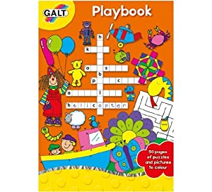 Galt Toys Play Book