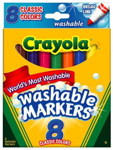 Crayola-Broad-Point-Washable-Markers