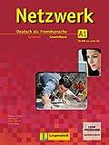Netzwerk A1. Kursbuch. Con espansione online. Per le Scuole superiori. Con CD-ROM: Netzwerk. Ebene A1. Kursbuch (+ 2 CD + DVD)