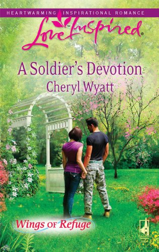 Image of A Soldier's Devotion (Love Inspired)