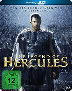 The Legend of Hercules (Limitiertes Steelbook) [3D Blu-ray]