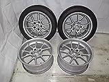 17インチ 4本セット タイヤ&ホイール ヨコハマ(YOKOHAMA) ADVAN A050 ビービーエス