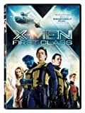 X-Men: First Class [DVD] [2011] [Region 1] [US Import] [NTSC]