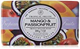 Mango Passion Fruit 200 G Wrapped Soap Bar Tropical Fruits